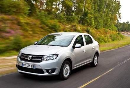 Inmatricularile Dacia in Franta, avans 11,7% la patru luni