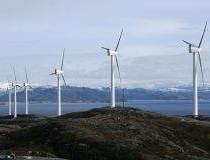 Primele turbine eoliene...