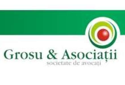 Promovari interne la casa de avocatura Grosu si Asociatii