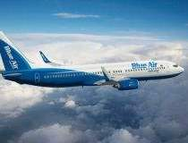 Blue Air introduce din vara...