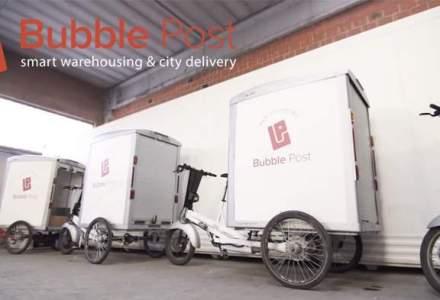 Idee de afaceri: Livrarea de produse reci, pe bicicleta