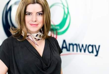 Ioana Enache, Amway: Romanii care doresc sa porneasca propria afacere ar trebui sa fie mai sustinuti si incurajati, fiscal si legislativ