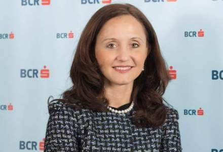 Povestea femeii de la conducerea celei mai mari banci din Romania: M-am nascut sa fac banking!