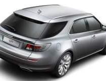 Noul Saab 9-5 SportCombi va...
