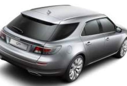 Noul Saab 9-5 SportCombi va fi lansat in septembrie