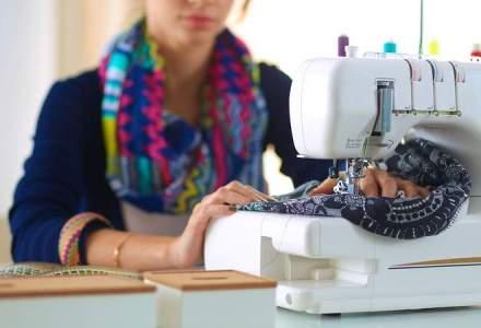 Cine mai lucreaza si cat se mai castiga in industria textila din Romania