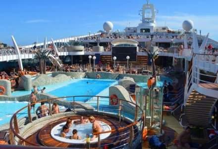 In croaziera pe cea mai mare nava din Europa, o noua lume unde cunosti luxul pe bani putini