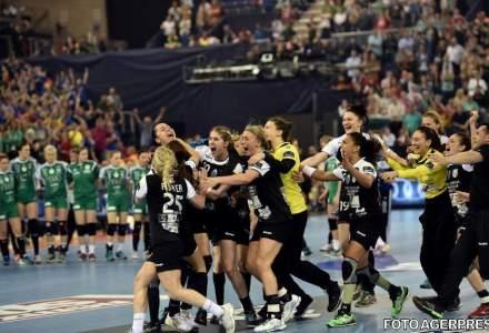 CSM Bucuresti castiga Liga Campionilor la handbal feminin. Trofeul revine in Romania dupa 52 de ani