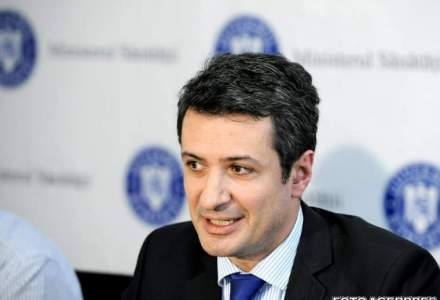 Ministrul Sanatatii, Patriciu Achimas Cadariu, demisioneaza. Dacian Ciolos i-a acceptat demisia