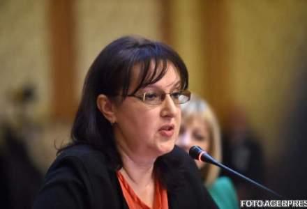 Irina Radu, avizata favorabil, in unanimitate , de Comisiile de cultura reunite, pentru a ocupa functia de PDG al TVR