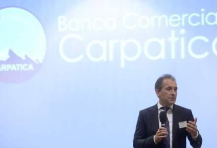Banca Carpatica a incheiat primul trimestru cu o pierdere de 8,9 milioane de lei
