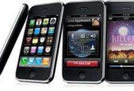 Utilizatorii de iPhone vor putea efectua plati de pe smartphone