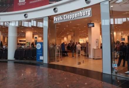 Cele patru magazine Peek&Cloppenburg au vandut anul trecut haine in valoare de 37 milioane euro