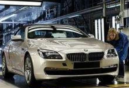 Cum se fabrica noul BMW Seria 6 Cabriolet
