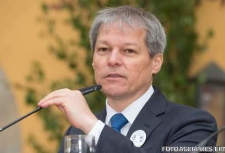 Dacian Ciolos i-a trimis lui Klaus Iohannis propunerea de numire a lui Vlad Voiculescu ca ministru al Sanatatii
