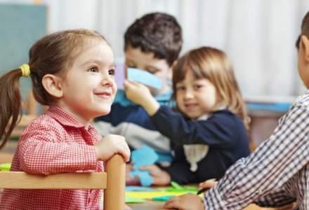 Ministerul Educatiei vrea ca ultimul an de gradinita sa devina obligatoriu