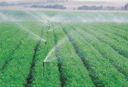 Romania nu deschide robinetul: 2,96 mil. hectare sunt neirigate
