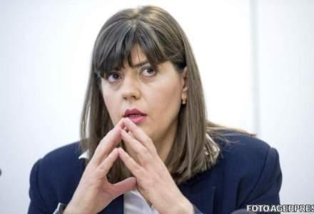 Codruta Kovesi: 20% din contract era valoarea mitei in sistemul sanitar, 70 de persoane judecate pentru fapte de coruptie