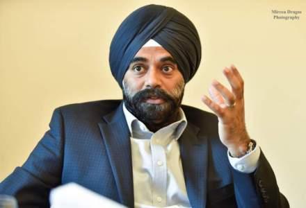 Ravinder Takkar, CEO Vodafone: Servicii TV fara a avea un telefon mobil? Este posibil. Dar noi ne concentram pe mobil