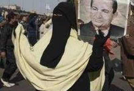 Tensiune la nivel inalt: SUA si Egipt vor demisia imediata a lui Mubarak