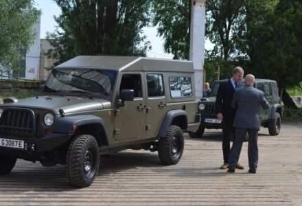 Romarm a propus americanilor sa construiasca un model militar de Jeep la Uzina Mecanica Bucuresti