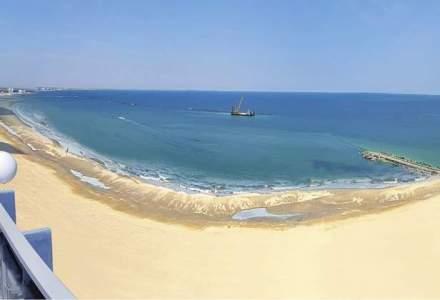 Plajele de pe litoral au fost largite si reabilitate: asa arata acum locurile unde veti merge in concediu