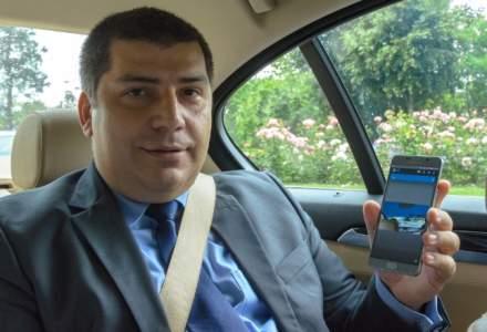 Interviu in miscare cu seful Policolor: Astept momentul in care vom avea masini autonome