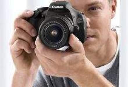 Canon are 30% din piata locala de aparate foto DSLR