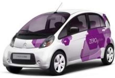 Prima masina electrica din Romania costa peste 36.000 euro