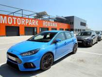 Test pe circuit cu Ford Focus...