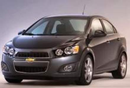 Iata cum arata noul Chevrolet Aveo sedan