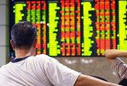 Bursele europene au deschis in scadere