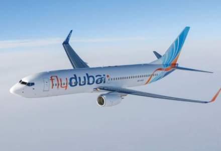 Flydubai va introduce un zbor direct Iasi - Dubai