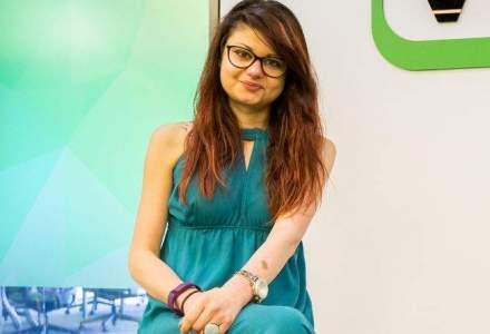 Cine este Alexandra Mirica, tanara de 28 de ani care a refuzat Facebook si Amazon pentru a se intoarce in Romania