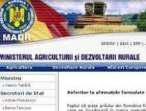 Agricultura: Romania nu poate...