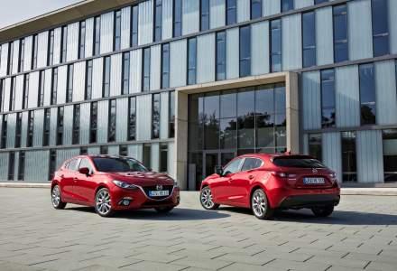 Japonezii au fabricat peste 5 milioane de unitati Mazda3