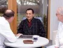 Presa: Hosni Mubarak a intrat...