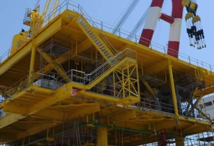 GSP Shipyard, subcontractor in constructia unei platforme petroliere uriase
