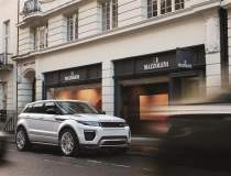 Jaguar Land Rover da in...