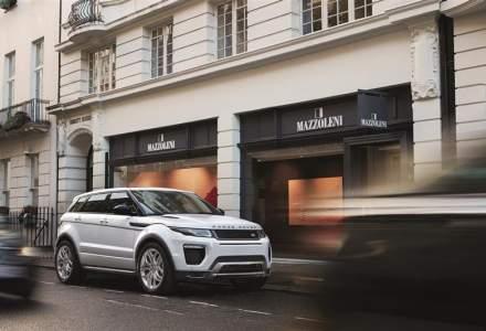 Land Rover da in judecata un producator auto chinez care i-a copiat modelul Evoque