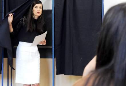 Rezultate BEC: Clotilde Armand pierde alegerile in Sectorul 1, in fata unui PSD-ist