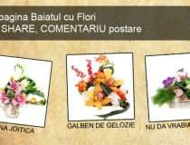 (P) Concurs Baiatul cu Flori:...