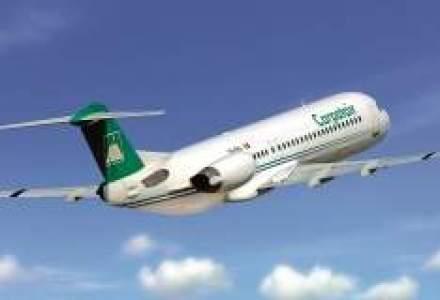 Carpatair lanseaza zboruri directe din Iasi pe ruta Italia