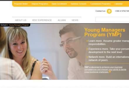 Tinerii pot aplica pentru burse de management si antreprenoriat in Slovenia