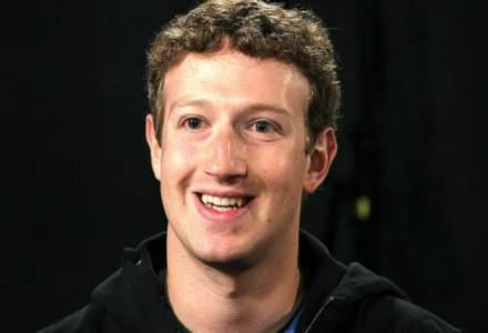 Conturi ale sefului Facebook, sparte de hackeri