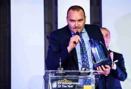 Levente Hugo Bara reprezinta Romania la competitia World Entrepreneur Of The Year 2016