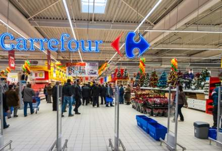 Carrefour va renunta la 3 supermarketuri din Braila pentru a putea prelua reteaua Billa