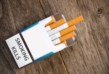 Problema noilor pachete de tigari ar putea aduce un gol la bugetul de stat de 250 de milioane lunar din cauza inchiderii temporare a fabricilor