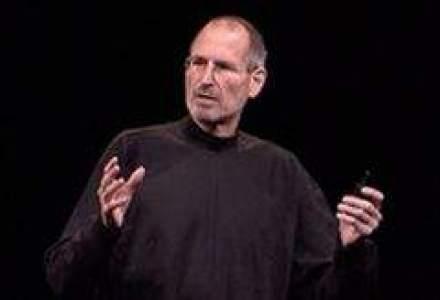 Steve Jobs, seful Apple, s-ar putea intalni joi cu Barack Obama