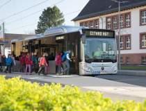 Madridul vrea 80 de autobuze...